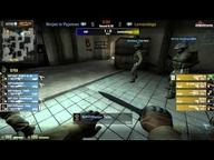 DreamHack 2013 - Bucharest Finale - Lemondogs vs. Ninjas in Pyjamas (de_dust 2) Map 2