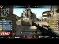MSI Beat It! 2013 Gruppe B - VeryGames vs. k1ck eSports Club (de_dust 2)