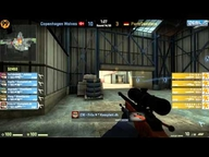 RaidCall EMS One Cup 4 - Party Daddlers vs. CPH Wolves (de_nuke) Map 1
