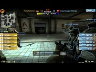 RaidCall EMS One Cup 4 - Party Daddlers vs. CPH Wolves (de_dust2) Map 2