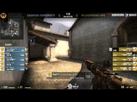 ESWC 2013 German Qualifier - Party Daddlers vs. Playing Ducks (de_inferno) Map 2