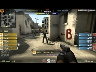 ESWC 2013 German Qualifier - Finale - Berzerk vs. Party Daddlers (de_dust 2) Map 1