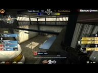 ESWC 2013 German Qualifier - Finale - Berzerk vs. Party Daddlers (de_nuke) Map 3