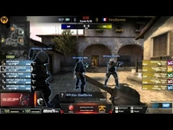 MSI Beat it! Playoffs - Ninjas in Pyjamas vs. VeryGames (de_inferno) Map 1