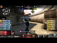 MSI Beat it! Playoffs - Ninjas in Pyjamas vs. VeryGames (de_mirage) Map 2