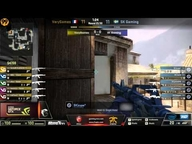 MSI Beat It! 2013 Finale - VeryGames vs. SK Gaming (de_mirage) Map 1