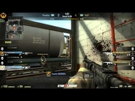 SLTV Starseries VII Finals - fnatic vs. Ninjas in Pyjamas (de_train) Map 1
