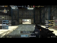 EMS One Fall Finals 2013 - Halbfinale Copenhagen Wolves vs Ninjas in Pyjamas (de_nuke) Map 2 Part 1