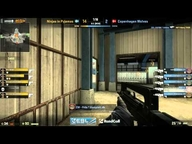 EMS One Fall Finals 2013 - Halbfinale Copenhagen Wolves vs Ninjas in Pyjamas (de_nuke) Map 2 Part 2