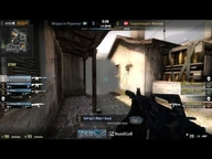 EMS One Fall Finals 2013 - Halbfinale Copenhagen Wolves vs Ninjas in Pyjamas (de_inferno) Map 3