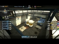 EMS One Fall Finals 2013 - Finale VeryGames vs Ninjas in Pyjamas (de_nuke) Map 1