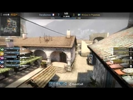 EMS One Fall Finals 2013 - Finale VeryGames vs Ninjas in Pyjamas (de_inferno) Map 3
