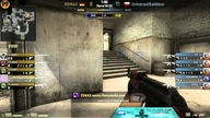 TECHLABS Cup Moscow Quali - 3DMAX vs. UniversalSoldiers (de_season) Map 2