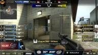Belgrade Gaming Festival 2013 - Finale E-Frag vs iNation (de_nuke) Map2