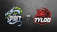 Team Spirit vs. TyLoo - FACEIT Major 2018 Challengers Stage (Overpass | Map 1)