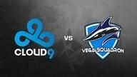Cloud9 vs. Vega Squadron - FACEIT Major 2018 Legends Stage (Mirage)