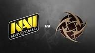 Natus Vincere vs. Ninjas in Pyjamas - FACEIT Major 2018 Legends Stage (Train)