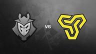 G2 Esports vs. Space Soldiers - ESL Pro League Season #8 (Cache)