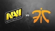 Natus Vincere vs. Fnatic - ESL Pro League Season 8 (Overpass)