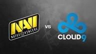 Natus Vincere vs. Cloud9 - BLAST Pro Series Lisbon 2018 (Overpass)
