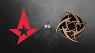 Astralis vs. Ninjas in Pyjamas - BLAST Pro Series Lisbon 2018 (Overpass)
