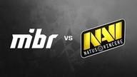 MIBR vs. Natus Vincere - BLAST Pro Series Lisbon 2018 (Mirage)