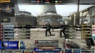 Fnatic FragOut CS:GO League 3 LB  3DMAX vs. ex-Astana Dragons (de_nuke) Map 2