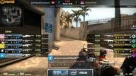 EMS One European Qualifier 2014 - Viertelfinale Partyastronauts vs. GamePub (de_mirage) Map 1