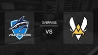 Overpass | Vega Squadron vs. Team Vitality - IEM Katowice 2019 New Challengers Stage - Runde 3