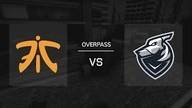 Overpass / Map 2 | Fnatic vs. Grayhound Gaming - IEM Katowice 2019 New Challengers Stage - Runde 3