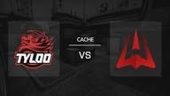 Cache / Map 1 | TyLoo vs. AVANGAR - IEM Katowice 2019 New Challengers Stage - Runde 4