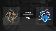 Mirage / Map 3 | Ninjas in Pyjamas vs. Vega Squadron - IEM Katowice 2019 New Challengers Stage - R4