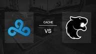 Cache / Map 3 | Cloud9 vs. FURIA eSports - IEM Katowice 2019 New Challengers Stage - Runde 4