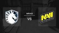 Mirage / Map 1 | Team Liquid vs. Natus Vincere - IEM Katowice 2019 Legends Stage - Runde 3