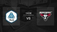Cache / Map 1 | No Limit Gaming vs. Berzerk - 99Damage Liga Saison 11 - Spieltag 2 / 1. Halbzeit