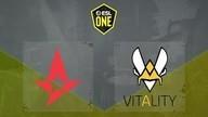 ESL One Cologne 2019 - Astralis vs Team Vitality (Map 1)